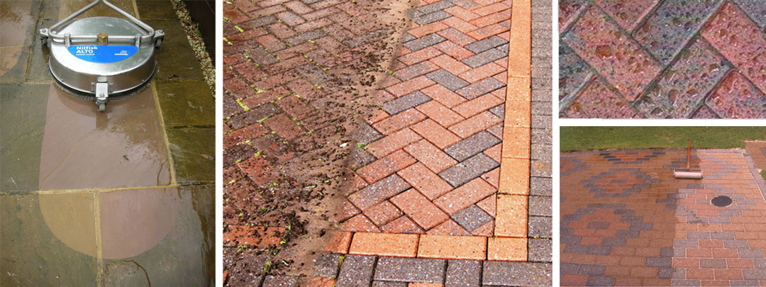 Restoration For Tarmac And Brick Patios And Driveways In And Around  Nottingham And Derby