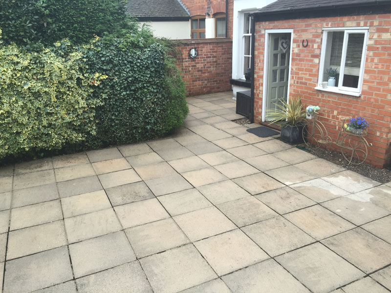Patio Cleaning Derby