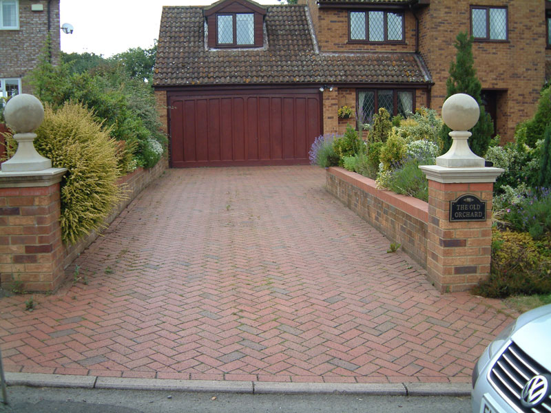 Block Paving Cleaning Nottingham