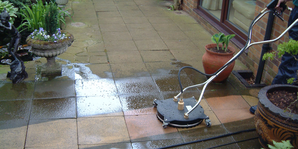 Patio Cleaning Nottingham